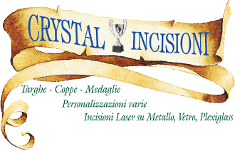 Crystal Incisioni
