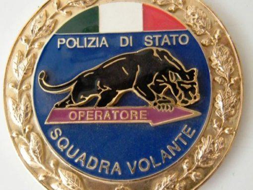 Crest polizia