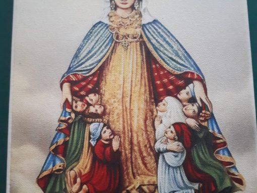 Tela Madonna di Monte Berico